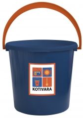 Home emergency supply kit- bucket
